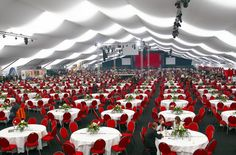 Catering Zelt - VIP Gala #Eventzelt #Zeltdekoration #Zeltausstattung Catering, Party, Crown, Fashion, Fine Dining, Outdoor Camping, Decorations, Moda, Corona
