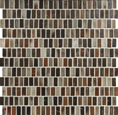 Momen - x 1 - Glass Blend / Color: Aged Rust & Lithium Silk