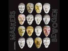 MASKERS BEWOGEN,  onderzoek naar emotie uitdrukkingen, maskers en fysiek...