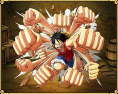 Monkey D. Luffy A boy who lives in Fushia Village. His dream is to be like the pirate Shanks. He...