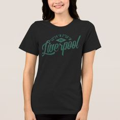 City of Liverpool Coordinates Tee Shirt - love gifts cyo personalize diy