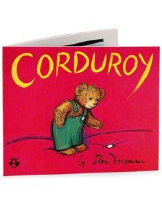 """'You must be a friend,' said Corduroy. 'I've always wanted a friend.' 'Me too,' said Lisa, and gave him a big hug."" -Corduroy"