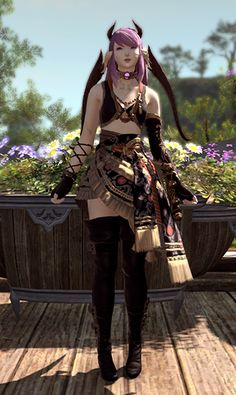 Browse Glamour Sets | Eorzea Collection