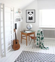 MINIWILLA ポスター/アートプリント 50×70cm Mr Panda