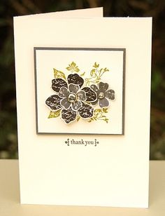 Stampin' Up ideas and supplies from Vicky at Crafting Clare's Paper Moments: Vintage Vogue