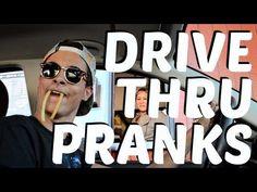 DRIVE THRU PRANKS THE 5TH AND 6TH ONE BHAHAHAHA!
