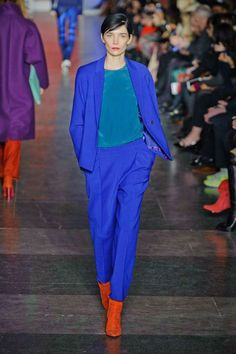 DEFILE PAUL SMITH COLLECTION AUTOMNE HIVER