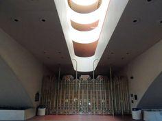 Marin County Civic Centre - Frank L-W
