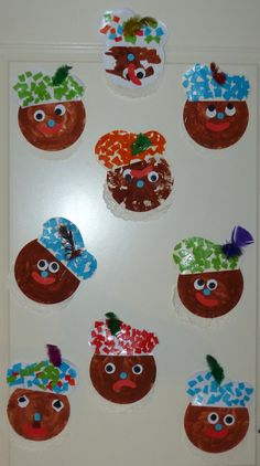 Zwarte pieten Easy Easter Crafts, Halloween Crafts For Kids, Winter Thema, Creative Activities For Kids, Toddler Art, Saint Nicholas, Art Lessons Elementary, Saints, December