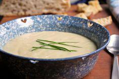 Kitchen+Snaps:+Potato+Leek+Soup