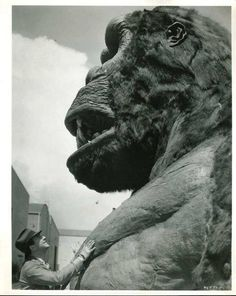 "King Kong"" (1933) Behind the Scenes"