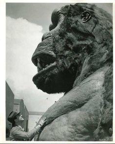 "King Kong"" (1933) Behind the Scenes"