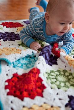 Ravelry: Bright Spots pattern by Carey Huffman