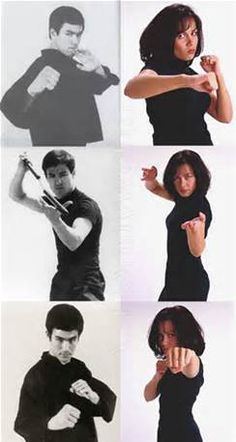 Bruce & Shannon Lee