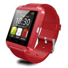 Bluetooth smartwatch u8 bluetooth smart watch armbanduhr digitale sportuhren für android phone wearable elektronische gerät //Price: $US $11.50 & FREE Shipping //     #smartwatches