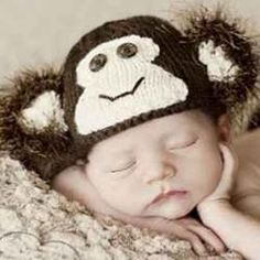 I am a professional hospital newborn photographer and I love it when parents bring handmade crochet animal hats to the hospital room for baby's...