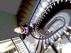 hamburg spiral hostel ~ keri bowers