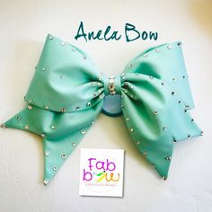 Anela Bow by Fabbow01FabulousBows on Etsy