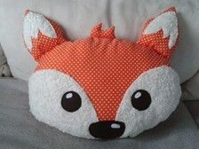 Cuddly pillow, fox pillow sewing, baby foxy pillow free – Famous Last Words Sewing Toys, Baby Sewing, Free Sewing, Sewing For Kids, Diy For Kids, Baby Pillows, Throw Pillows, Fox Pillow, 20x20 Pillow Covers