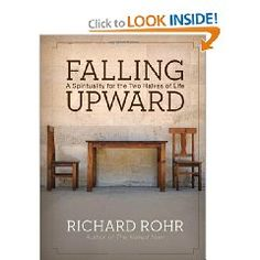 Preparing for my second half of life with Richard Rohr
