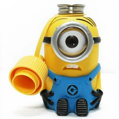 Minion 3d Water Bottle Mata 1 Rp 160.000