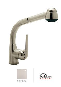 I got the Rohl R7913 Faucet in Satin Nickel to go with my kitchen sink.  Solid construction. Beautiful!
