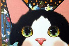 Els gats il·lustrats de Jetoy Choo Choo
