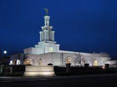 107. Columbia River Washington  LDS Temple