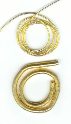 Bullion Threads for Goldwork  Embroidery Designs