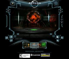 Metroid Prime 2, Flash Animation, Command And Conquer, Design Museum, Futuristic, Nintendo, Web Design, Darth Vader, Entertaining