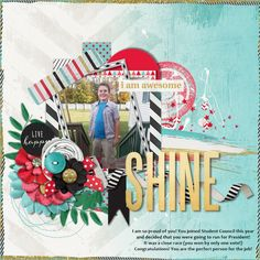 Layout using {Shake It Off} by Tickled Pink Studio, Libby Pritchett Designs and KristinCB Designs http://www.sweetshoppedesigns.com/sweetshoppe/product.php?productid=29735&cat=718&page=2