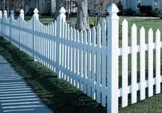 fence for side yard
