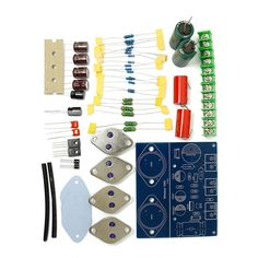 New Original JLH 1969 Two Channels Simple CLASS A Preamp Power Amplifier DIY kit Transistor Amplifiers Board. Subcategory: Home Audio & Video Equipments. Product ID: Ham Radio Operator, Electronic Engineering, First Contact, Gold Letters, Diy Kits, Consumer Electronics, Channel, The Originals, Simple