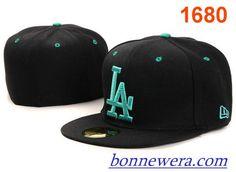 Pas Cher Casquettes Los Angeles Dodgers Fitted 0023 - Acheter MLB Casquettes En Linge - €15.99