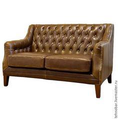 Купить Диван из дерева ручная работа - коричневый, любой цвет, любой размер, мягкая мебель