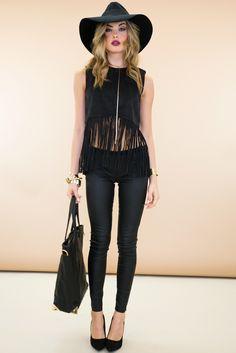 #fashion #style #fringe