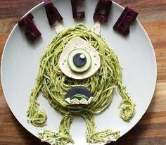 Seu filho come mal? Mãe cria 'criaturas' incríveis com alimentos saudáveis | Virgula