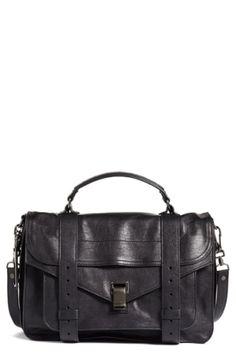 13447cc22176 Proenza Schouler  Medium Ps1  Satchel - Black Tote Backpack