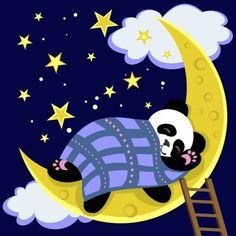 buona notte panda