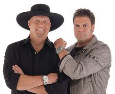 Montgomery Gentry - Met them in Vegas, during ACM Weekend