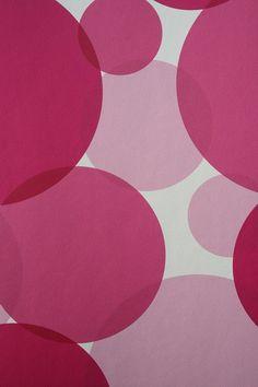 Pink wallpaper, beautiful.