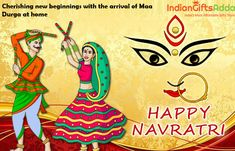 Happy Navratri Greetings, Wishes, Messages with Images & Photos 2020 Navratri Image Hd, Chaitra Navratri, Navratri Festival, Navratri Special, Navratri Wishes Images, Happy Navratri Wishes, Happy Navratri Images, Navratri Messages, Maa Image