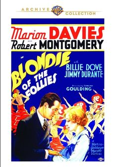 Blondie of the Follies - DVD-R (Warner Archive On Demand Region Free) Release Date: Available Now (Amazon U.S.)