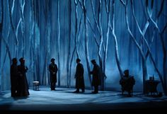 Scenic Inspiration (Three Sisters, Set Design by Scott Neale) Stage Lighting Design, Stage Set Design, Set Design Theatre, Dark Fantasy Art, Bühnen Design, Design Ideas, Tableaux Vivants, Hansel Y Gretel, Theater