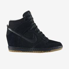Nike Dunk Sky Hi Mesh Women's Shoe. Nike Store $120