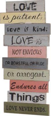heute-wohnen Wandschild Love, Dekoschild Holzschild, Shabby-Look Vintage Jetzt bestellen unter: https://moebel.ladendirekt.de/dekoration/wandtattoos/wanddekoration/?uid=7c7d234f-b7a0-56a2-8015-11aa807cc507&utm_source=pinterest&utm_medium=pin&utm_campaign=boards #heim #tattoos #dekoration