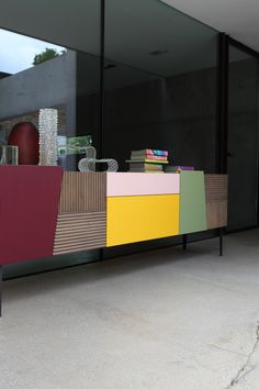 ZERO.16 Sideboard with doors by Devina Nais