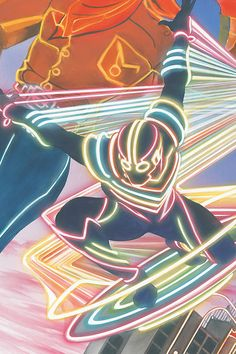 Astro City: by Alex Ross