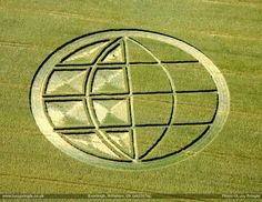 Lucy Pringle's Crop Circle Photograph Library : Everleigh, Wiltshire, 2007