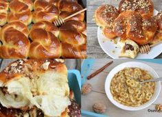 Rețete de mucenici moldovenești (copți) sau de mucenici muntenești (fierți) Cacao Beans, Tzatziki, Shrimp, Caramel, Bacon, Chicken, Desserts, Instagram, Mascarpone